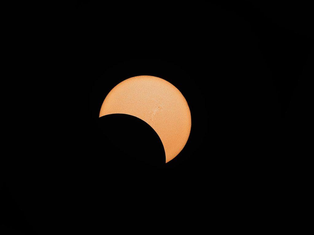 August 21, 2017 Solar eclipse,