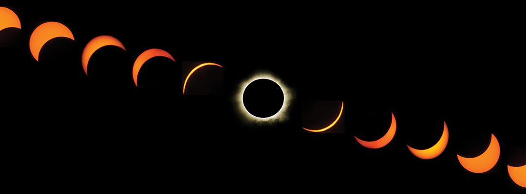 Thirty-nine Reasons NOT to Photograph the Solar Eclipse